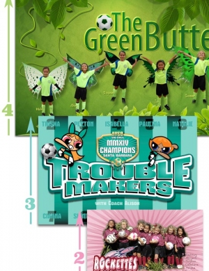 Banner - Kids Sports